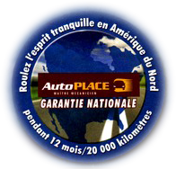 garantie nationale piece auto